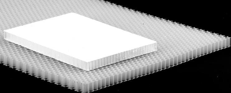 Process characteristics of plastic sheet