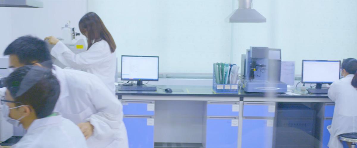Polyrocks Chemical Laboratory, Scientific Research Team