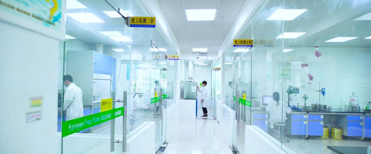 Polyrocks Chemical Laboratory